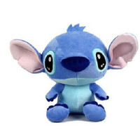 Unisex 8-11 Years Video Games Free shipping Super cute hot sale plush toy doll mini Stitch interstellar stuffed toy baby loves most 20cm