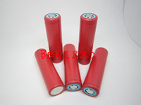 Wholesale Mail Free sanyo Battery V mAh Lithium For Camera Flashlight Battery rechargeable Battery