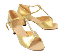 Wholesale Latin Dance Shoes Women s Ballroom Shoes Size Salsa Tango Sandal Dance Shoes Belly Dance Shoes