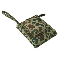 Wholesale 1pc W V V V Folding Solar Panel Charger Bag for Mobile Phone iPhone Notebook Computer Laptop V Car Battery