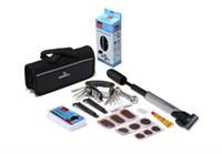 Wholesale Bike Bicycle Tyre Repair Multifunctional Tool Set Kit with mini portable Pump Set h568