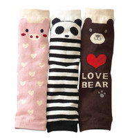 Wholesale Baby Leg Warmers Children s Leggings Tights Kids Stockings Cotton Children Pantyhose multi color prs