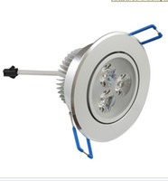 Wholesale 2013 New Arrival Dimmable W Led Fixture Ceiling Downlight V High Quality Led Down Light Pure Warm White