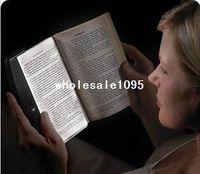 E27 Yes DC Thin flat panel led night light noctovision plate reading light magic night light reading small table lamp drop