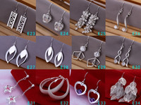 Silver jewelry paris - Jewelry Manufacturer Paris Silver Earring Jewelry Lowest Price Fashion Ladies Nice Gift Jewelry