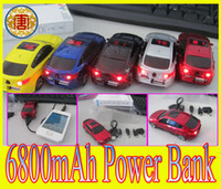 COOL 3D Car X6 Shape USB Power Bank Backup Battery Charger 6...