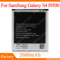 Wholesale S4 battery BATTERIES B600BC mobile cell battery for Samsung Galaxy SIV S4 I9500