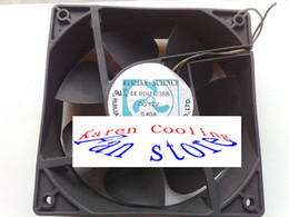Wholesale RUILIAN SCIENCE XINRUILIAN RDM1238B V A CM wire fan