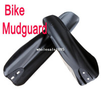 Wholesale Free High Quality Mountain Bike Bicycle Road Tyre Tire Front Rear Mudguard Mud Fenr Set drop