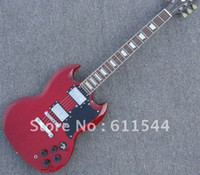 other other Mahogany Free Shipping In Stock Red SG Model Electric Guitar High Quality Best Selling Wholesale