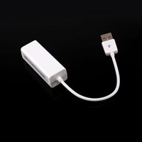 Wholesale New Arrival Hot USB to Fast Ethernet LAN Female RJ45 Network Adapter Mbps Fast Delivery