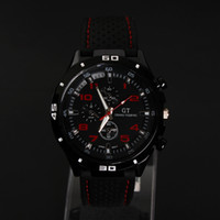 Fashion Unisex Not Specified 2013 NEW HOT F1 Speed Racer Men GT Sport Watch Military Watches Japen PC Movement Wristwatch Clock DHL Free Shipping Drop Shipping--best2011