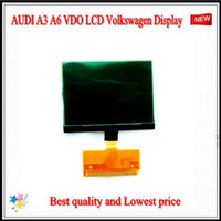 Wholesale 2013 Best Quality audi lcd Display Audi A3 A6 VDO Volkswagen Display audi vdo lcd with