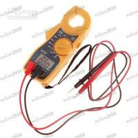 dc electronic meter - LLFA1601 New Multimeter Electronic Tester AC DC Digital Clamp Meter Continuity Test With Buzzer