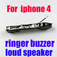 Wholesale Loud Speaker Buzzer Ringer Antenna Assembly With Housing Replacement Parts For iPhone S CDMA