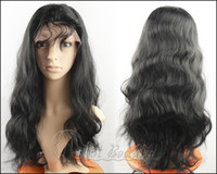Wholesale Unprocessed Brazilian Virgin Hair Body Wave Glueless Human Hair Full Lace Wigs For Black Women