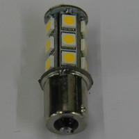 Wholesale X Car Backup Reverse light LED White Brake Light Bulb BA15S ba15s SMD Auto LED light reverse light bulb P21W