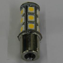 Free shipping 10 X Car Backup Reverse light LED White Brake Light Bulb BA15S 1156 ba15s (1157)18SMD Auto LED light reverse light bulb P21W