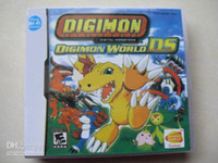Wholesale Brand New Digimon World DS For NDS DSlite DSi DSi XL LL DS XL Games