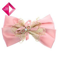 Barrettes & Clips Women's Party Free Shipping Neoglory 14k gold plated hair jewelry wholesale hair accessories headwear for women gift sale