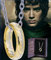 Wholesale Freeshipping pc a The Lord of the Rings Hobbit necklace BB133