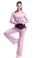 Wholesale new design woman yoga suit yoga shirt yoga pants fitness wear jogging wear