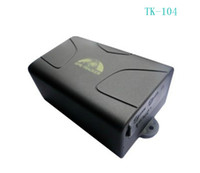 Wholesale Via DHL GPS Tracker TK104 Vehicle GPS Tracker TK104 Mini Real Time GPS Tracker GSM Tracker Car Tracker In Dancingfox