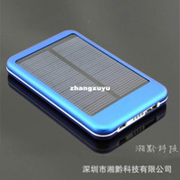 Wholesale free shiping DHLiphone solar charger P T foot iphone solar charger mA