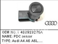 Wholesale parking sensor PDC SENSOR OEM B0919275A FOR AUDI A4 A6 A6L