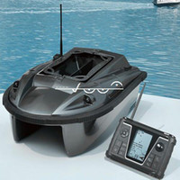 Wholesale 500m Modern Multifunctional Intelligent Remote Control Fishing Boat With CE RC bait boat fish finder gps