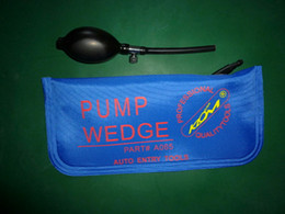Wholesale Blue color Big Size Air Wedge Air pump wedge Inflatable air wedge
