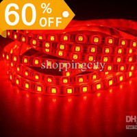 white LED strips 60led M SMD 5050 Flexible 12V LED Strip lig...