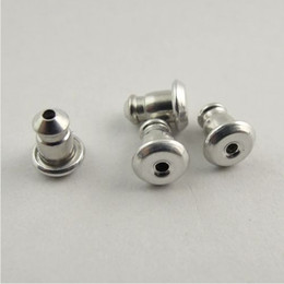 Free shipping!Nickel Earring Back Studs DIY Jewelry Fittings Accessories