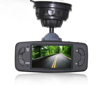 Wholesale 2 quot Night Version Car DVR Vehicle Video Camera Recorder Camcorder p FULL HD G Sensor HDMI USB Degree Wide Angle GS9000L
