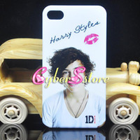 Wholesale New Popular Justin Bieber D One Direction One Band Hard Plastic Case Cover For iPhone G S
