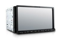 2 DIN dvd gps vw golf - 7 din touch screen car dvd player Hot selling for VW jetta Golf with GPS Radio USB SD Bluetooth TV