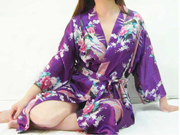 Wholesale New Women Fashion Sexy lingerie Interest Charm Increase code Broken flower kimono Underwear