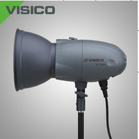 Wholesale VT300 W STUDIO FLASH LIGHT VISICO WITHOUT REFLECTor