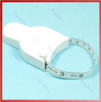 Wholesale Diet Fat Fitness Body Building Tape Measure Line Waist Weight Management Scale