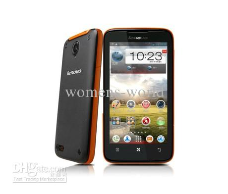 Lenovo S750 Smartphone Gorilla Water Proof Android 4.2 Quad Core 1.2GHz Avec 4.5