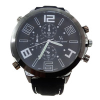 Wholesale Big Military Watches For Men Luxury Brand Name V6 Business Successful Resin band Quartz Men s Watches color