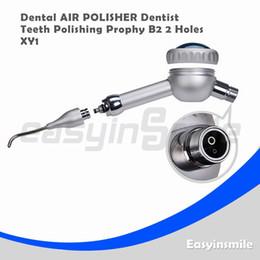 Wholesale Easyinsmile Dental AIR POLISHER Dentist Teeth Polishing Prophy hole hole
