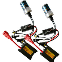 Wholesale Top quality V DC SUPER Slim single lamps XENON HID KIT H9 H1 H3 H7 H8 H10 H11