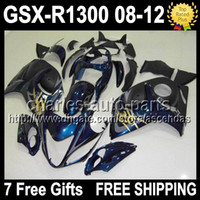 7gifts+ Tank For SUZUKI Hayabusa GSXR1300 08 09 10 11 12 Fact...