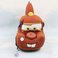 Wholesale New Pixar Cars Tow Mater Truck Doll Soft Toy quot and Retail
