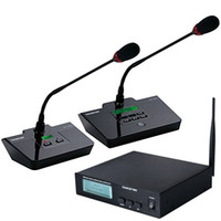 Wholesale New G Conference System Takstar DG C100 site meeting microphone G Digital Wireless DG C100 Wireless Conference System