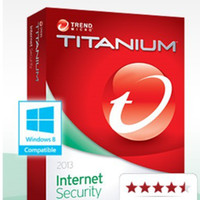 Antivirus & Security Trial Mac Trend Micro Titanium Internet Security 2014 2013 1year 1pc,1 Year 1user