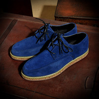 Men other other Male all-match fashion british style trend of the low pointed toe nubuck leather casual shoes commercial Men