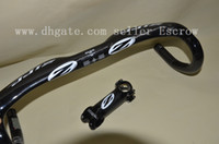Wholesale NEW Zipp Vuka Sprint Full Carbon Fiber Bicycle Road Handlebar Zipp Service Course SL Stem