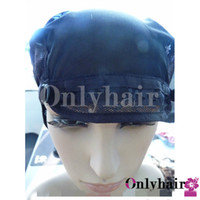 Wholesale New Fashional U Part Wig Cap In Stock Swiss Lace Wig Cap